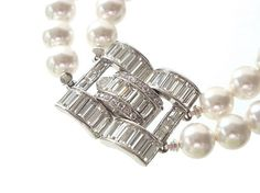 bling thing, pearl bracelets, diamond, amaz, jewelri, pretti pearl, pearl girl, fine jewelry, bling bling