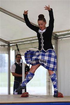 Kilt with black jacket #lennox #royal #blue #tartan
