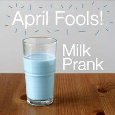 April Fools Milk Prank | Spoonful