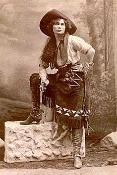 Women Of The Old West | The Women of Old West Action Shooting, W