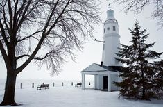 Kimberly Point Lighthouse, Neenah Wisconsin