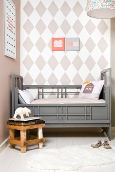 Bibelotte Collectie Little - cute for kids room or nursery!