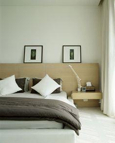 tête de lit et chevets