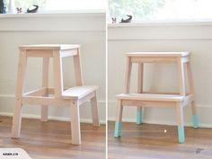 IKEA - BEKVÄM Step stool hack