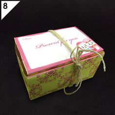 To fu gift box