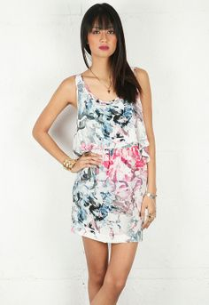Rebecca Minkoff Jerry Dress in Multi Floral