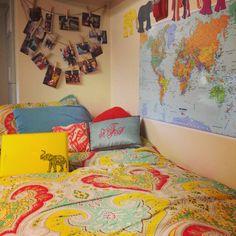 My dorm !