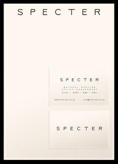 chic simplicity #specter #identity