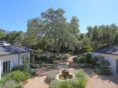 Two guesthouses. We're going to go ahead and call dibs. – Reese Witherspoon's Breathtaking Ojai Ranch