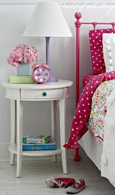 Super cute little girls bedroom <3