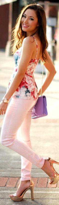 Pastel & Floral