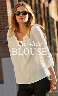 White | The perfect canvas