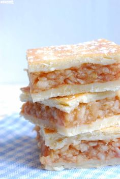 Hungarian apple cake