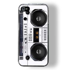 iPhone 5 Case Boombox now featured on Fab.