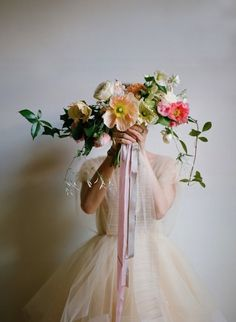 vintage inspired wedding inspiration | Chaviano Couture - Elizabeth Messina