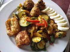 "Spicy Thai Chicken Curry ""Actifry"""
