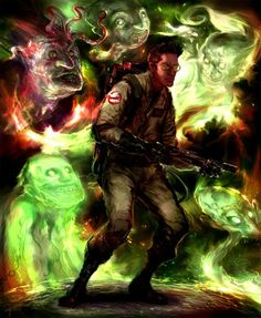 Egon Spengler - Ghostbusters