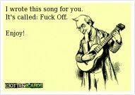 Song Called FuckOff!