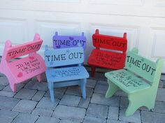 Time Out Chair!!
