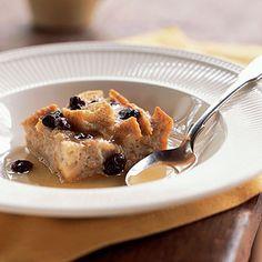 New Orleans Bread Pudding with Bourbon Sauce Coastalliving.com