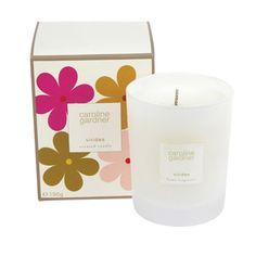 CAN001 - virides scented candle