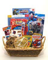 Superhero raffle basket idea