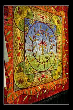 really unique quilt