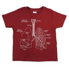 lungs shirt