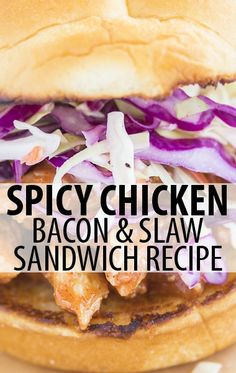 The Chew's Crunchfest featured viewer cook-off winner Karissa, with her Spicy Chicken and Slaw Sandwich Recipe, using kettle cooked chips to bread chicken. http://www.recapo.com/the-chew/the-chew-recipes/the-chew-crunchfest-karissas-spicy-chicken-and-slaw-sandwich-recipe/