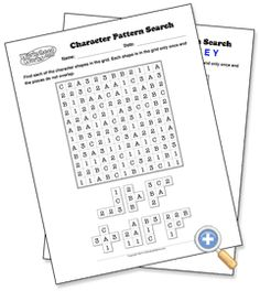 Worksheetworks.com  Amazing free site for generating word and number puzzles!