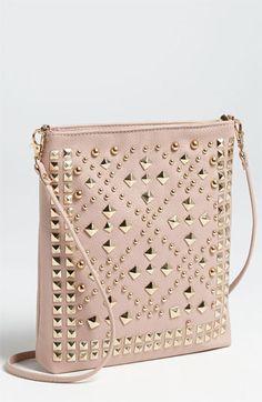 LOVELY- Natasha Couture Studded Crossbody Bag