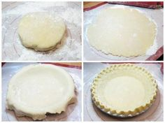 Gluten-Free Pie Crust: step-by-step directions and tips.