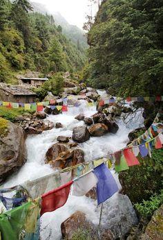 Benkar, Sagarmatha National Park, Nepal, ©michael on national geographic