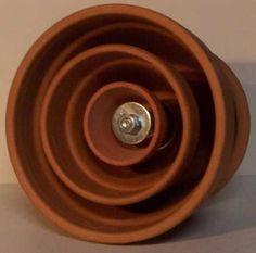 Terracotta Pot Candle Heater - Hacked Gadgets – DIY Tech Blog