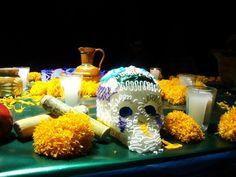 Calaverita en Coyoacán