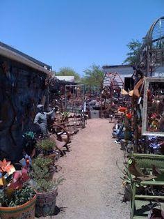 Town Dump, Cave Creek, AZ  love this place!