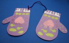 classroom, idea, mitten craft, craft activities, winter craft