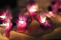 #string lights #flower