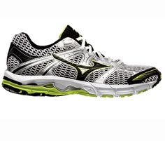 Fall 2012's Best New Running Shoes:  Mizuno Wave Alchemy 12