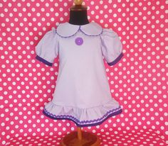 Daisy Duck Costume  Daisy Duck Set size 6M  7 Years by LoopsyBaby, $29.00
