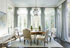 gorgeous dining room & windows