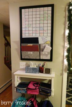 Best of 2012 Organization & DIY {Berry Freckles}