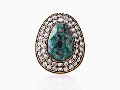 Crystal Jade Ring by Samantha Wills  - LOVE LOVE LOVE