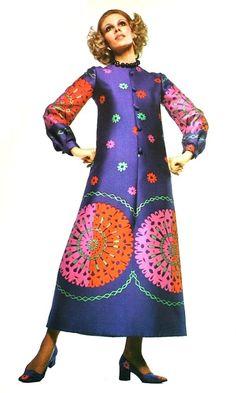 1970's. Fashion