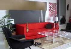 Modern Dollhouse MH1 by More2view, via Flickr