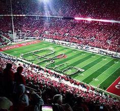 Love night games at the shoe!!