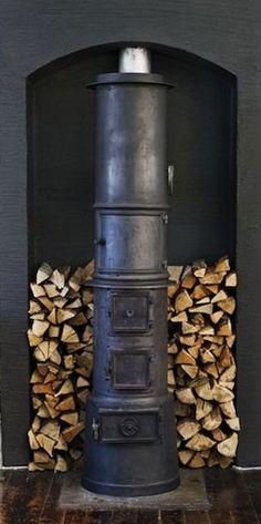 = iron stove