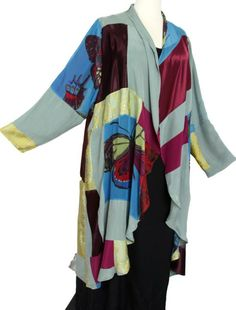 Plus Size Special Occasion Coat Burgundy Blue Gold Sage Wearable Art Size 22/24  SHOP NOW: Unique jackets for women Sizes 14 - 36, mother of the bride, special occasion, artwear, elegant and unique women's clothing,xoPeg #PeggyLutzPlus #PlusSize #style #plussizestyle #plussizeclothing #plussizefashion #womenstyle #summerstyle #summerfashion #springwedding #summerstyle #fallstyle #fallfashion #formal  #couture #divastyle #pluswedding #plusbridal