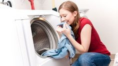 5 easy ways to have fresh-smelling towels #DIY #laundry
