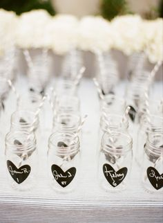 great wedding favor